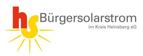 Logo Buergersolarstrom eG